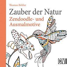 Buch 'Zauber der Natur - Zendoodle- und Ausmalmotive'