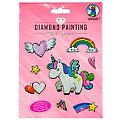 "Ursus Diamond Painting Sticker ""Unicorn"", 8 Sticker"