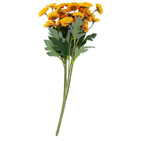 Image of Blüten Pick, gelb, 40 cm