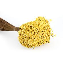 Fleurs séchées Glixia, jaune