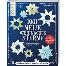 Buch '1001 Neue Weihnachtssterne'