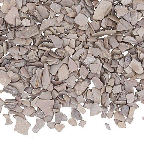 "Image of Muschelplatten ""Shiny"", grau, 330 ml"