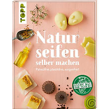 Buch 'Naturseifen selber machen'