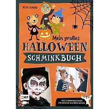Buch 'Mein großes Halloween Schminkbuch'