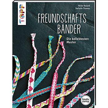 Buch 'Freundschaftsbänder'