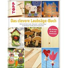 Buch 'Das clevere Laubsäge-Buch'