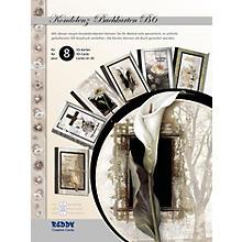 3D-Bastelmappe 'Kondolenz III', für 8 Karten