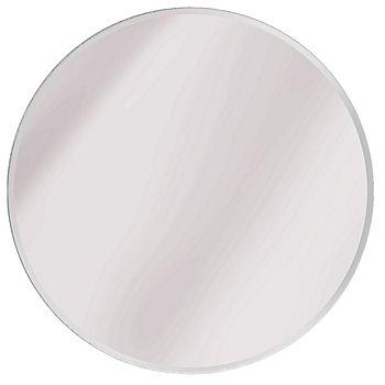 Spiegelplatte rund, 25 cm Ø