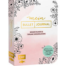 Buch 'Mein Bullet Journal - Besser planen & Träume verwirklichen'