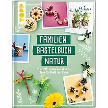 Buch 'Familienbastelbuch Natur'