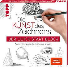 Block 'Die Kunst des Zeichnens. Der Quick-Start-Block.'