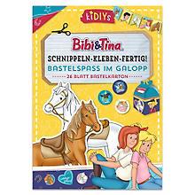 Buch 'Schnippeln-Kleben-Fertig! - Bibi & Tina'