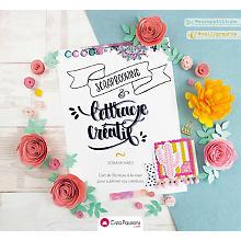 Livre 'Scrapbooking & lettrage créatif'