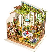 Bastelset 'Garten mit Beleuchtung'