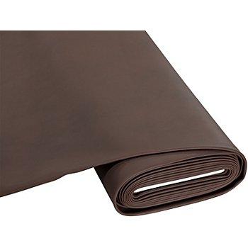 Tissu imitation cuir, tabac