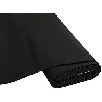 Tissu imitation cuir, noir