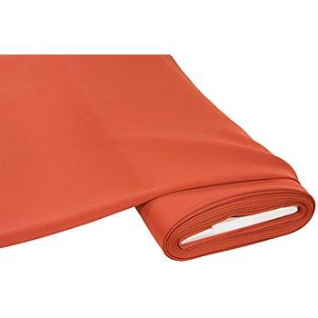 Tissu occultant en polyester, terre cuite