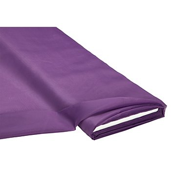 Tissu voile uni, violet