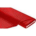 Paillettenstoff, rot, 3 mm Ø, 100 cm breit