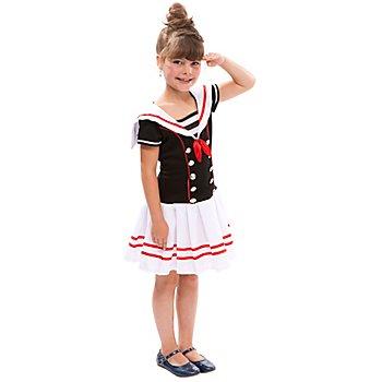 Matrosin-Kostüm für Kinder