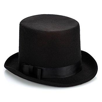 Zylinder 13 cm, schwarz