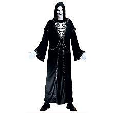 Skelett-Kostüm