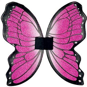 Glitzer-Feenflügel