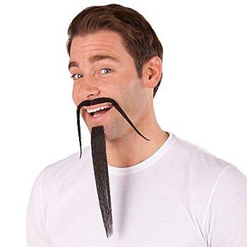 Set barbe 'chinois'