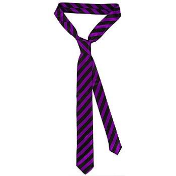 Krawatte, lila