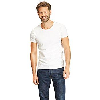 Shirt pour hommes, blanc