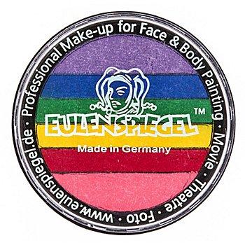 EULENSPIEGEL Aqua-Schminkfarbe 'Rainbow'