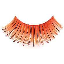 FANTASY Faux cils, orange