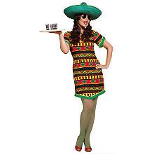 Mexikanisches Kleid 'Bandita'