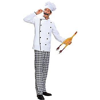 Déguisement 'cuisinier'