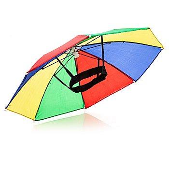 Regenschirm-Hut