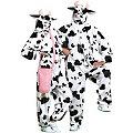 """buttinette Déguisement """"vache"""" femme"""