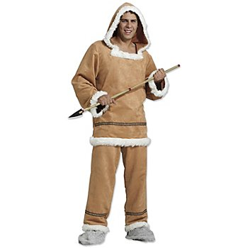 Eskimo-Kostüm für Herren