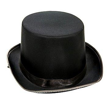 Haut de forme, noir, 12 cm