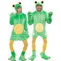 "buttinette Déguisement ""grenouille"", vert"