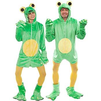 buttinette Déguisement 'grenouille', vert