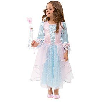 Robe 'princesse Fantasy' pour enfants, bleu/rose