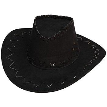 Cowboyhut, schwarz