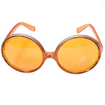 Brille, orange