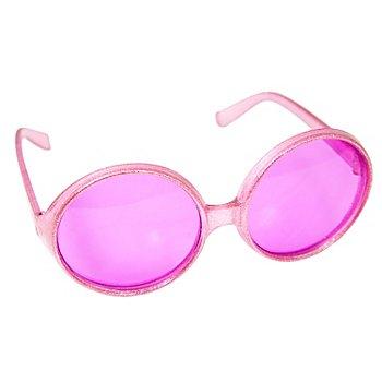 Brille, pink