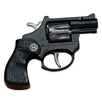 Pistolet à pétards 'Lady Colt', noir