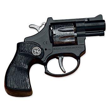 Pistolet, noir