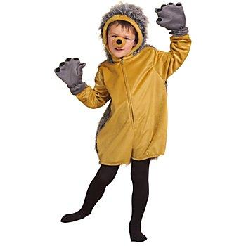 buttinette Igel Kostüm für Kinder