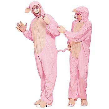 buttinette Schweinchen Kostüm Unisex