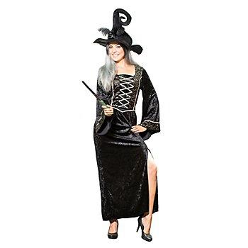 Robe de sorcière 'Bellatrix', noir