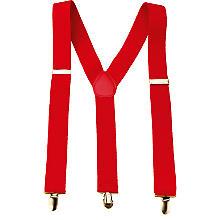 Hosenträger, rot